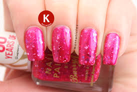 Barry M Superdrug Birthday Limited Edition | Kerruticles