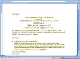 Example Word Documents Viewing And Editing Documents