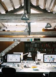 home office cool home office. 37 Cool Attic Home Office Design Inspirations