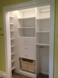 Reach In Closet Systems Best Home Ideas