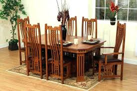 craftsman style dining room table plans craftsman sectional sofa mission style dining room furniture mission sofas