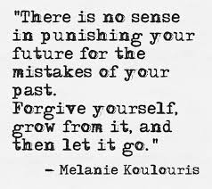 Positive Inspirational Quotes There Is No Sense In Punishing Your Simple Forgive Yourself Quotes