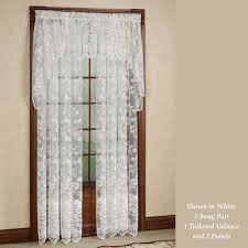 Lace Bedroom Curtains White Lace Bedroom Curtains Laptoptabletsus