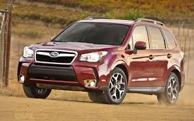 By the Numbers 1997-2014 Subaru Forester