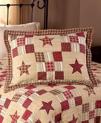 Red Star Quilt Set & Nostalgia Red Star Quilt Set Adamdwight.com