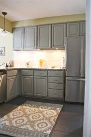 Gray Tile Floor Kitchen Kitchen 16 Modern Grey Kitchen Cabinets To Inspire You Gray