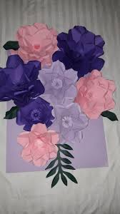 Paper Flower Photo Booth Backdrop Paper Flowers For Photobooth Backdrop And Decorations