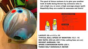 Radical Conspiracy Pearl Bowling Ball Review Lower Rev Bowler