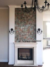 Decorative Tiles For Fireplace Panel Fireplace Art Tiles 100