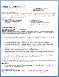 Sql Server Dba Resume Best Of Database Administrator Resume Radio