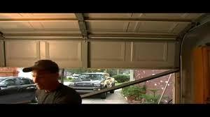 Replace your garage door bottom seal! - YouTube