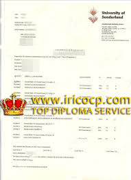 Sample Degree Certificates Of Universities Sunderland University Fake Diploma Buy Sunderland Uni