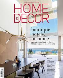 Small Picture HOME DECOR Malaysia Magazine September 2017 SCOOP