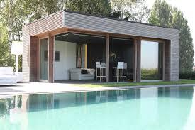 pool house. Poolhouse? Optez Pour Du Sur-mesure  Veranclassic Pool House G