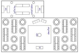 Wedding Diagram How To Choose Your Wedding Reception Layout Design
