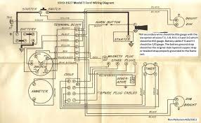 model t ford forum the wiring gauge controversy 1 this diagram shows all wires physically correct connection