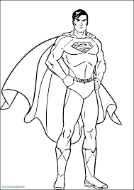 You can easily download and print some outstanding coloring images of the super hero in high resolution. Pin By Wendy English Barnes On Mis Pines Guardados In 2021 Superhero Coloring Pages Superman Coloring Pages Superhero Coloring