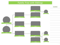 Example Of Family Tree Chart 35 Family Tree Templates Word Pdf Psd Apple Pages