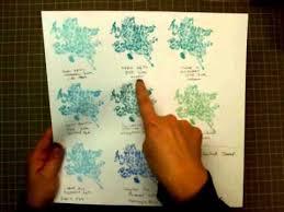 Hero Arts Shadow Ink Color Chart Hero Arts Ink Comparison
