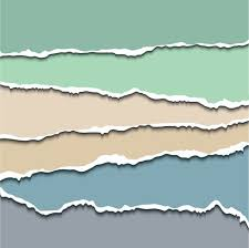 Layered Background Layered Torn Paper Vector Background Material 01 Welovesolo