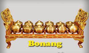 Yang terdiri dari beberapa ricikan gamelan yaitu : Bonang Berasal Dari Jawa Timur Yang Mempunyai Jenis Bunyi Ideofon Cara Memainkannya Dengan Dipukul Alat Musik Tradisional Gong Musik Tradisional Musik Gong