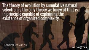 TOP 25 THEORY OF EVOLUTION QUOTES (of 94) | A-Z Quotes