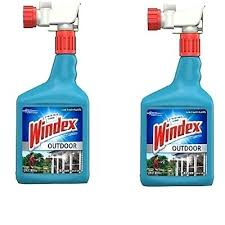 windex outdoor window cleaner original glass oz and patio msds target
