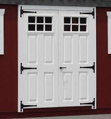 exterior double doors for shed. Simple Doors Get Your Amish Made Sheds In Limerick Birdsboro Poconos And Wind Gap PA With Exterior Double Doors For Shed U