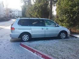 2003 Honda Odyssey Honda Odyssey Chrysler Pacifica Mini Van
