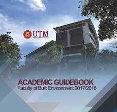 Fab Guide Book 2017 2018 By Fakulti Alam Bina Issuu