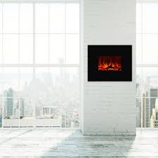 wall mount electric fireplaces. Ignis Royal Wall Mount Electric Fireplace 36 Inch Fireplaces