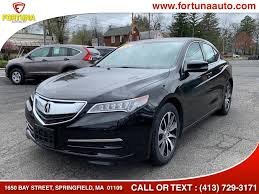 2016 acura tlx 4dr sdn fwd available for in springfield massachusetts fortuna