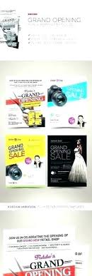 Now Open Flyer Template Now Open Flyer Template Grand Opening Flyer Template Word