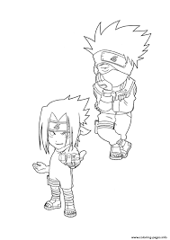 Small Picture naruto s kakashi and sasukecb5d Coloring pages Printable