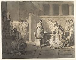the legacy of jacques louis david essay heilbrunn  study for the lictors bringing brutus the bodies of his sons