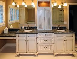 custom bathroom lighting. Bathroom Floor Cabinet Wood Custom Lighting T