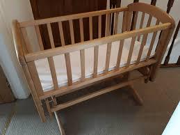crib rocker solid wood from john lewis