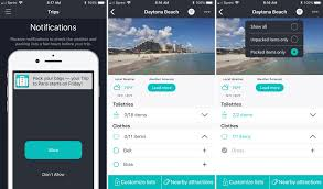 Packing Check List The Best Iphone Packing List Apps For Your Next Trip