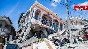 Haiti: earthquake kills more than 300 ...