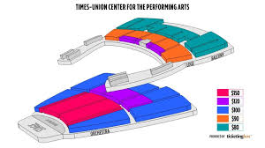 Stegeman Coliseum Interactive Seating Chart Jacksonville Times Union Center For The Performing Arts