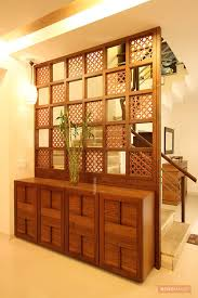 Drawing Room Door Designs In India Modern Lobby Room Partition Designs Indian Home Design