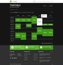 fitness timetable template workout log schedule template how to actually achieve your fitness
