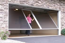 garage doors at lowesRetractable Garage Door Screens Lowes