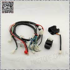 250cc rectifier cdi quad wiring harness 200 250cc chinese electric 250cc rectifier cdi quad wiring harness 200 250cc chinese electric start loncin zongshen ducar lifan shipping