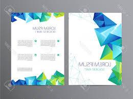 Brochure Graphic Design Background Photostock Vector Abstract Vector Modern Flyer Brochure