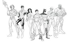 Super Hero Coloring Pages Super Hero Girl Super Hero Coloring Page