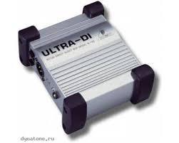 Купить <b>BEHRINGER DI100 ULTRA</b>-<b>DI</b> - <b>Директ</b>-<b>бокс</b> Беринджер в ...