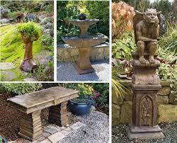 moai garden statuary concrete statuary whole exterior great garden