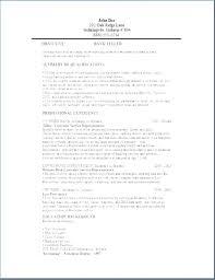 Bank Teller Resume Objective Awesome Bank Resume Samples Teller No