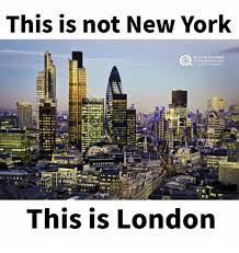 New York Quotes Beauteous This Is Not New York Quiet Quotes AI This Is London New York Meme